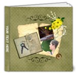 Willow - 8x8 Deluxe Photo Book (20 pages)