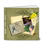 Willow - 6x6 Deluxe Photo Book (20 pages)