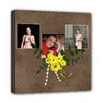 Willow - Mini Canvas 8x8 (Stretched)  - Mini Canvas 8  x 8  (Stretched)