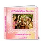 Bachelorette - 6x6 Deluxe Photo Book (20 pages)