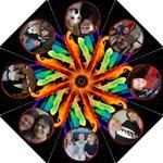 Color Splash family umbrella - Folding Umbrella