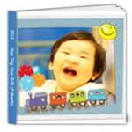 TING CUNG - 8x8 Deluxe Photo Book (20 pages)