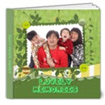 PhotoBook@Jun 2012 - 8x8 Deluxe Photo Book (20 pages)