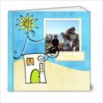 Cedar Key June 2012 - 6x6 Photo Book (20 pages)
