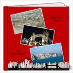 My London 12x12 (20 Pages) Book - 12x12 Photo Book (20 pages)