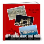 My London 8x8 (20 Pages) Book - 8x8 Photo Book (20 pages)