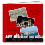 My London Deluxe 8x8 (20 Pages) Book - 8x8 Deluxe Photo Book (20 pages)