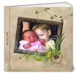 French Garden Vol 1 - 8x8 Deluxe Photo Book (20 pgs) - 8x8 Deluxe Photo Book (20 pages)