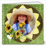 12x12 Photo Book-Sweet Summer/Any theme - 12x12 Photo Book (20 pages)