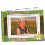 9 x 7 Deluxe Photo Book (20pgs) Sweet Summer/any theme - 9x7 Deluxe Photo Book (20 pages)