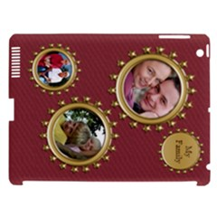 Apple iPad 3/4 Hardshell Case (Compatible with Smart Cover) Horizontal