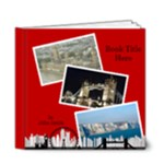 My London Deluxe 6x6 (20 Pages) Book - 6x6 Deluxe Photo Book (20 pages)