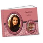 My Family Memories 7x5 Deluxe Book (20 Pages) - 7x5 Deluxe Photo Book (20 pages)