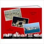 My London 11x8.5 Book (20 pages) - 11 x 8.5 Photo Book(20 pages)
