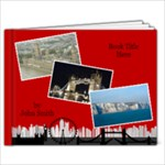 My London 9x7 Book (20 pages) - 9x7 Photo Book (20 pages)