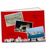 My London Deluxe 9x7 Book (20 pages) - 9x7 Deluxe Photo Book (20 pages)