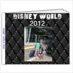 Disney World 2012 - 9x7 Photo Book (20 pages)