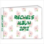 Rechel - 7x5 Photo Book (20 pages)