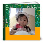 Kylie 7-12 months - 8x8 Photo Book (20 pages)