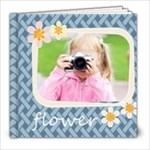 Flower - 8x8 Photo Book (20 pages)