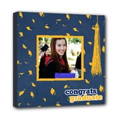 Graduation Canvas Art - Mini Canvas 8  x 8  (Stretched)
