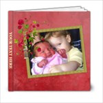 Shabby Rose - 6x6 Photo Book (20pgs) - 6x6 Photo Book (20 pages)