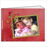 Shabby Rose - 11x8.5 Photo Book (20pgs) - 11 x 8.5 Photo Book(20 pages)