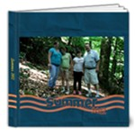 Blue and Orange Summer 2 july 21 - 8x8 Deluxe Photo Book (20 pages)