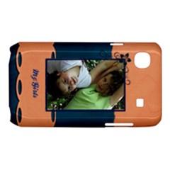 Samsung Galaxy SL i9003 Hardshell Case Horizontal