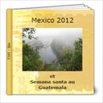 mexico1 - 8x8 Photo Book (30 pages)