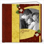 Faith, Hope, Love, Joy-12x12 Photo Book (20 pgs) - 12x12 Photo Book (20 pages)