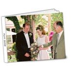 Hennessey Wedding - 7x5 Deluxe Photo Book (20 pages)