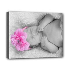 sarah color 8x10 II - Canvas 10  x 8  (Stretched)