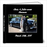 Julie-anne s Wedding - 8x8 Photo Book (20 pages)
