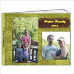 Potter Family Vacation - 9x7 Photo Book (20 pages)