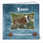 Lassie 8x8 PhotoBook - 8x8 Photo Book (20 pages)