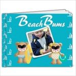 Beach Bums 9x7 Photo Book - 9x7 Photo Book (20 pages)