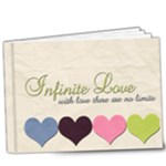infinitybook deluxe - 9x7 Deluxe Photo Book (20 pages)