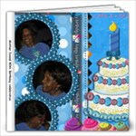 Mothers 80th celebration - 12x12 Photo Book (20 pages)