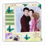 precious memory - 8x8 Photo Book (20 pages)