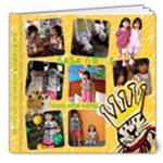 2012TaiWanTrip - 8x8 Deluxe Photo Book (20 pages)