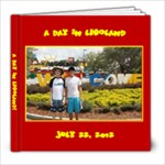 Legoland - 8x8 Photo Book (20 pages)