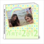 photo book BG mama 6x6 - 6x6 Photo Book (20 pages)