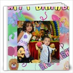 niver tete to tentando - 12x12 Photo Book (20 pages)