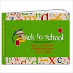 School time - 9x7 Photo Book (20 pages)