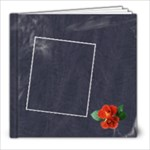 model - 8x8 Photo Book (20 pages)