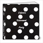 Retirement Party - 8x8 Photo Book (20 pages)