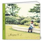 janjan s 3rd b-day - 8x8 Deluxe Photo Book (20 pages)
