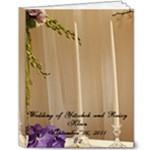 good wedding #2 - 8x10 Deluxe Photo Book (20 pages)