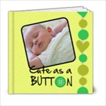 MY LITTLE BOY 6x6 - 6x6 Photo Book (20 pages)